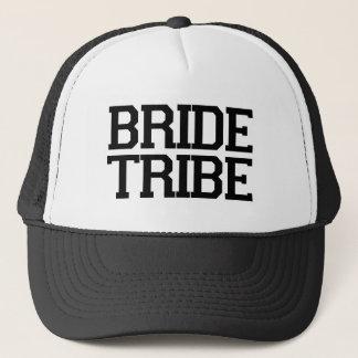 花嫁の種族の新婦付添人の帽子 キャップ