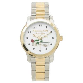 花嫁の約束2の調子の腕時計のため 腕時計