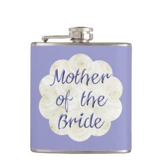 花嫁の結婚式のフラスコの母 フラスク