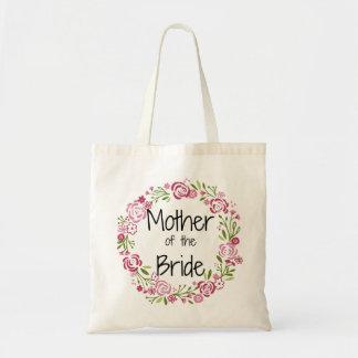 花嫁の美しい花のトートの母 トートバッグ