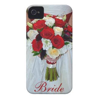 花嫁の花花束のiphone 4ケース Case-Mate iPhone 4 ケース