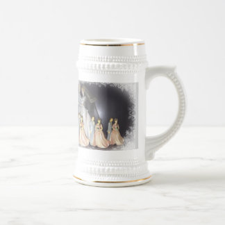 花嫁の記憶 ビールジョッキ