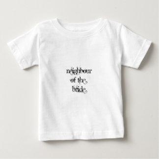 花嫁の隣人 ベビーTシャツ