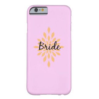 花嫁の電話箱 BARELY THERE iPhone 6 ケース