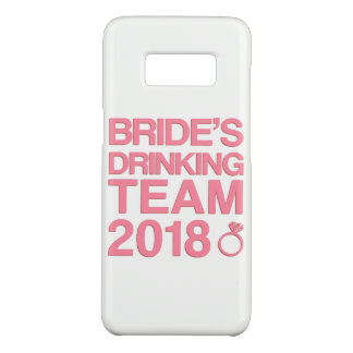 花嫁の飲むチーム2018年 Case-Mate SAMSUNG GALAXY S8ケース