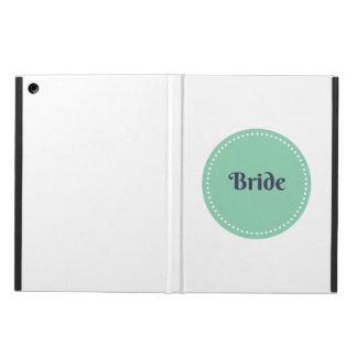 花嫁のipadの空気箱 iPad airケース