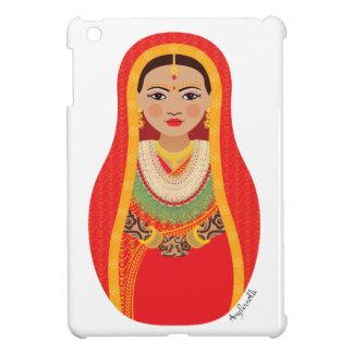 花嫁のMatryoshkaのネパールのiPad Miniケース iPad Miniカバー
