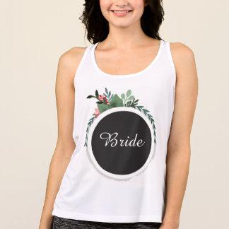 花嫁のTシャツ タンクトップ