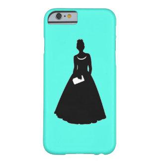 花嫁または新婦付添人のためのiPhone6ケース Barely There iPhone 6 ケース