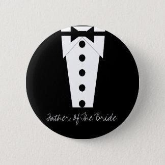 花嫁ボタンの父 缶バッジ