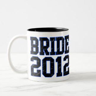花嫁2012年 ツートーンマグカップ