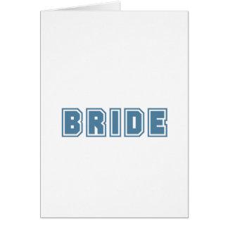 花嫁 カード