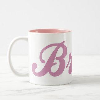 花嫁 ツートーンマグカップ