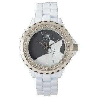 花嫁、メイド・オブ・オーナー(花嫁付き添い人)、または新婦付添人の腕時計 腕時計