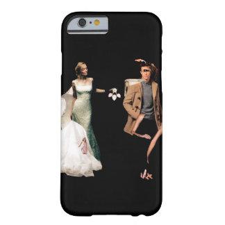 花嫁、新郎 BARELY THERE iPhone 6 ケース