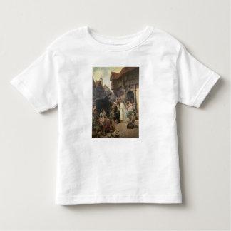 花嫁、19世紀 トドラーTシャツ