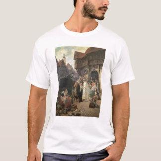 花嫁、19世紀 Tシャツ