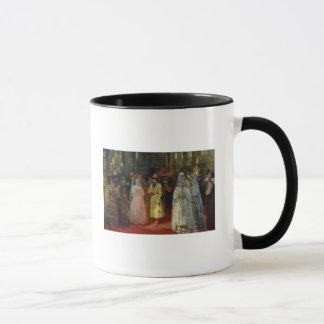 花嫁、c.1886を選んでいる皇帝 マグカップ
