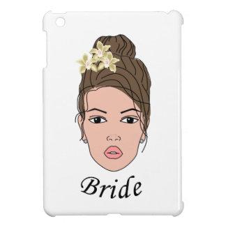 花嫁 iPad MINIカバー