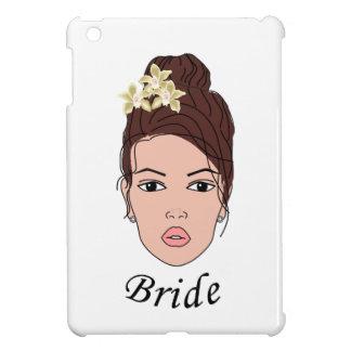 花嫁 iPad MINI カバー
