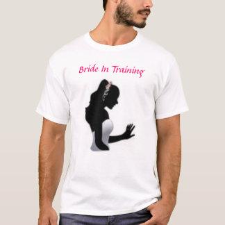 花嫁Sillouette Tシャツ