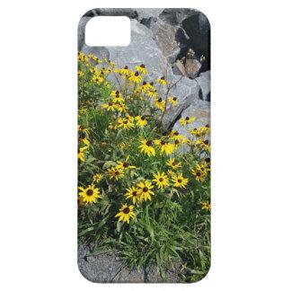 花弁の石の電話箱 iPhone SE/5/5s ケース