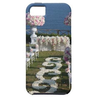 花弁結婚式通路ランナー20 iPhone SE/5/5s ケース