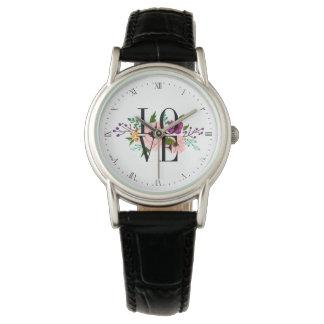 花愛腕時計 腕時計