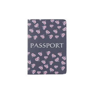 花愛 パスポートカバー