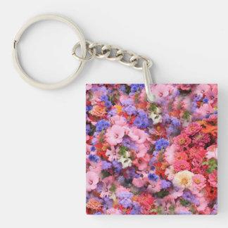 花束 キーホルダー