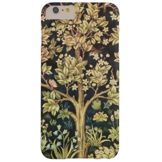 花柄のヴィンテージウィリアム・モリスの生命の樹 スリム iPhone 6 PLUS ケース