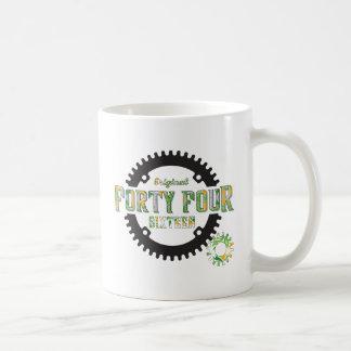 花柄 コーヒーマグカップ