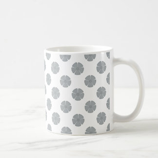花模様2パロマ コーヒーマグカップ