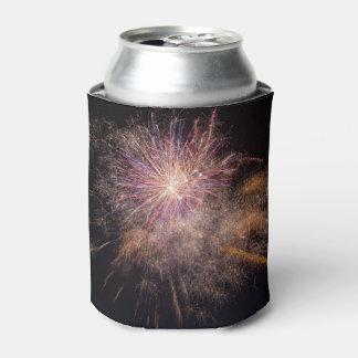 花火のカスタムなモノグラムはクーラーできます 缶クーラー