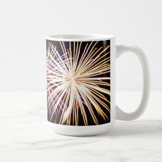 花火のトリオ コーヒーマグカップ