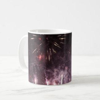 花火のマグ コーヒーマグカップ