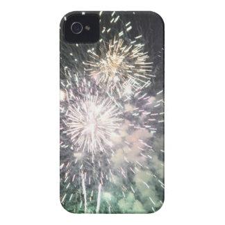 花火のiPhone 4/sの場合 Case-Mate iPhone 4 ケース