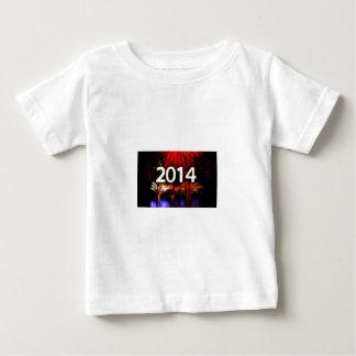 花火2014年 ベビーTシャツ