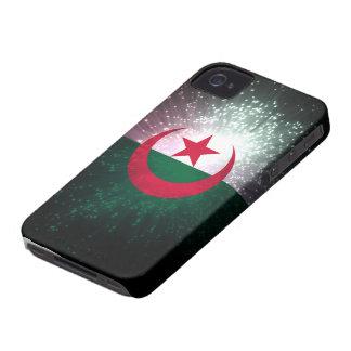 花火; アルジェリアの旗 Case-Mate iPhone 4 ケース