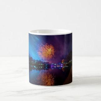 花火 コーヒーマグカップ