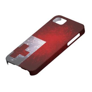 花火; トンガの旗 iPhone SE/5/5s ケース