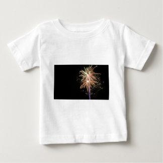 花火 ベビーTシャツ