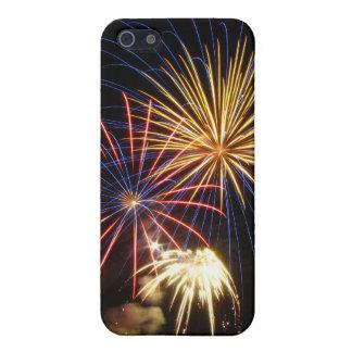 花火 iPhone 5 ケース