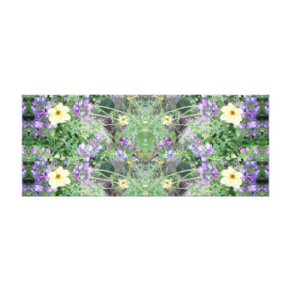 花猫1のフラクタルのキャンバスのパネル キャンバスプリント