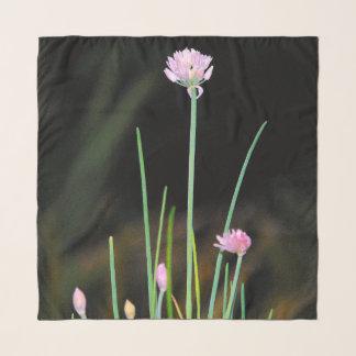 花盛りのアサツキ スカーフ