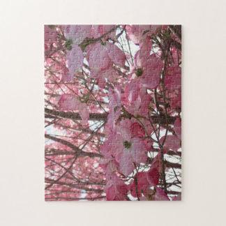 花盛りの枝 ジグソーパズル