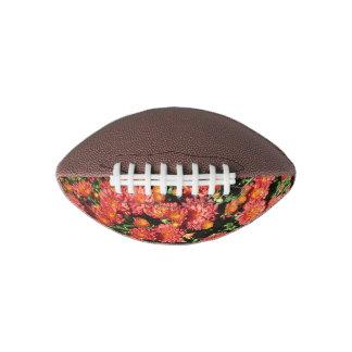 花盛りの菊 アメリカンフットボール