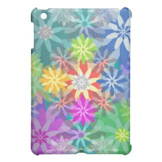 花色の珊瑚のiPadの場合 iPad Mini カバー