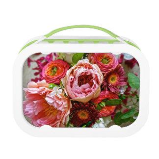 花花束、お弁当箱 ランチボックス