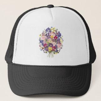 花花束 キャップ